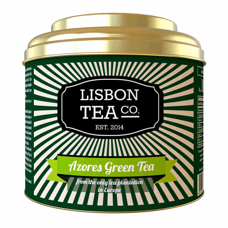 Chá Verde dos Açores - Lisbon Tea