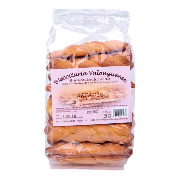 Areados - Biscoitaria Valonguense