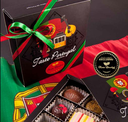Taste Portugal - Maria Chocolate