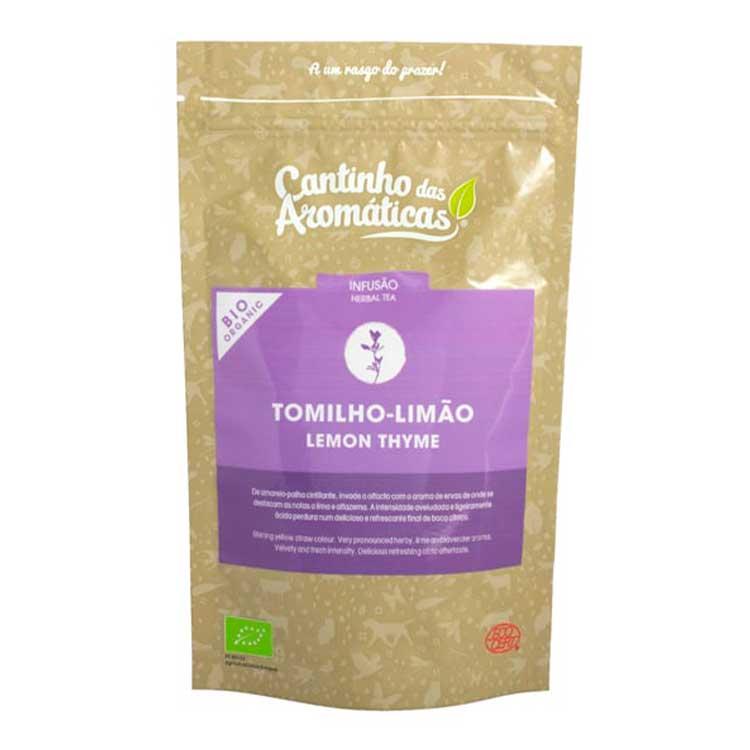 Tomilho Limão - Infusão BIO - Cantinho das Aromáticas