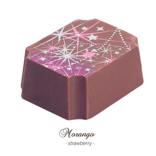 Bombons Gourmet - Morango - Maria Chocolate