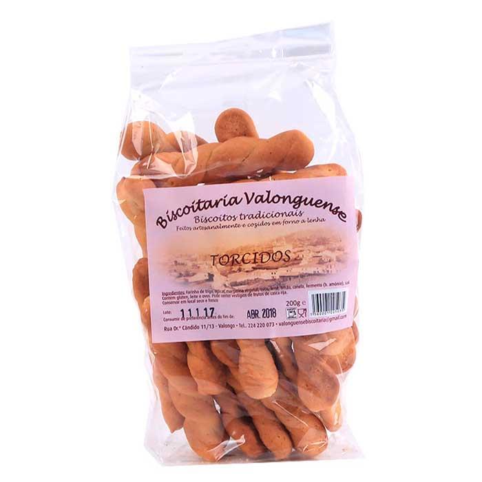 Torcidos - Biscoitaria Valonguense