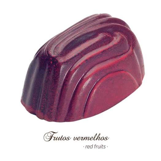 Bombons Gourmet - Frutos Vermelhos - Maria Chocolate