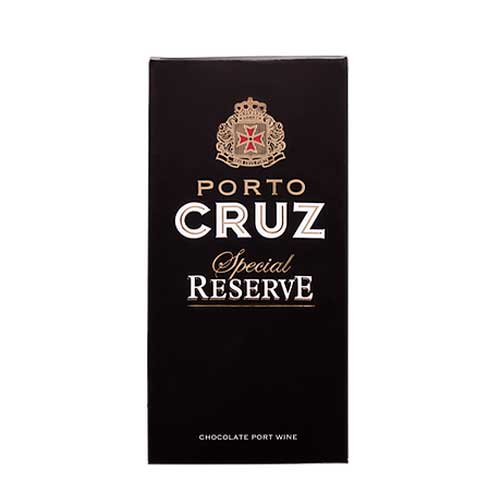 Tablete Porto Cruz Special Reserve - Maria Chocolate