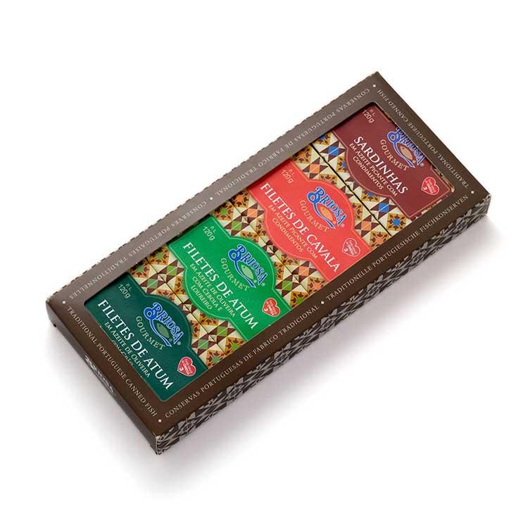 Flavour Box - Briosa