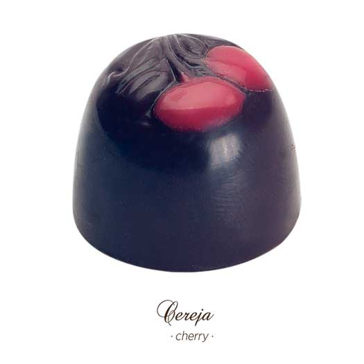 Bombons Gourmet - Cereja - Maria Chocolate