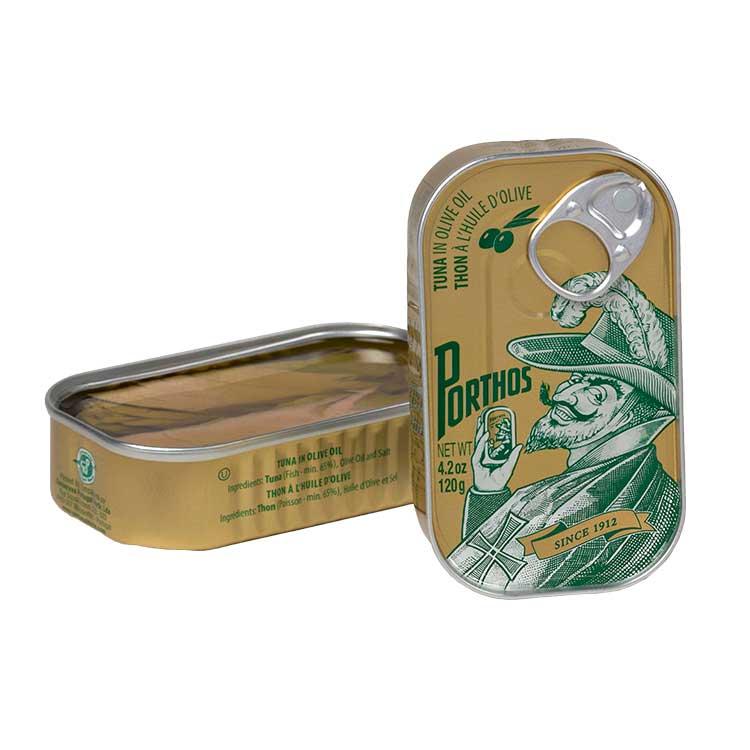 Atum em Azeite - Porthos Vintage