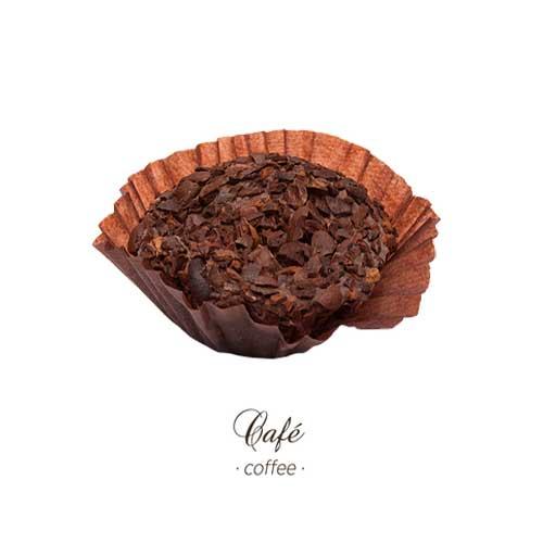 Brigadeiro Gourmet - Café - Maria Chocolate