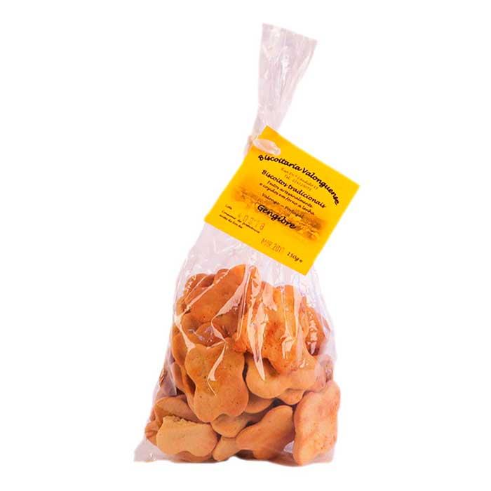 Gengibre - Biscoitaria Valonguense