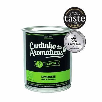 Limonete - Infusão BIO Lote Reserva - Cantinho das Aromáticas