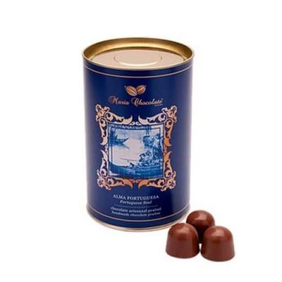 Colecção Alma Portuguesa Lata de Pralinés - Maria Chocolate