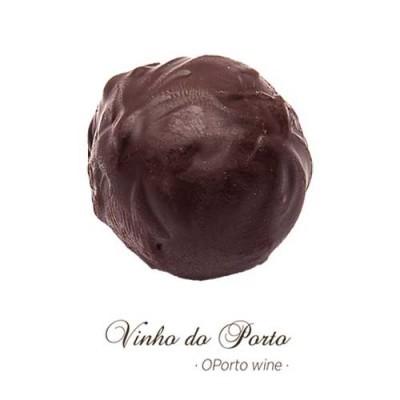 Trufas - Vinho do Porto - Maria Chocolate
