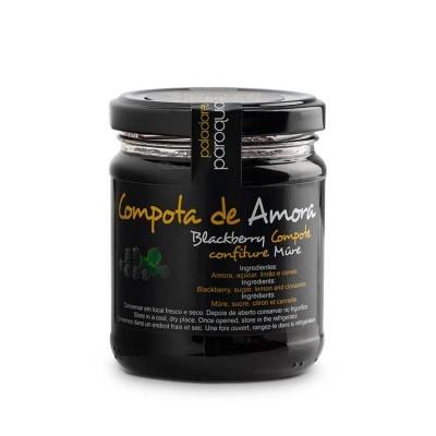 Compota de Amora - Paladares Paroquiais