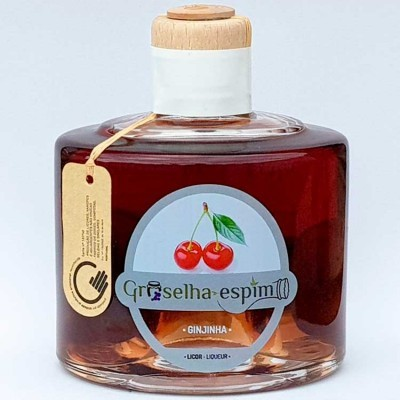 Licor de Ginjinha - Groselha Espim