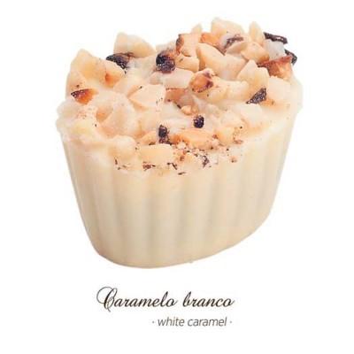 Bombons Gourmet - Caramelo Branco - Maria Chocolate