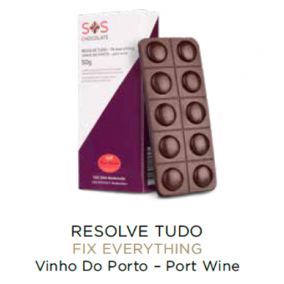 SOS Chocolate - Maria Chocolate