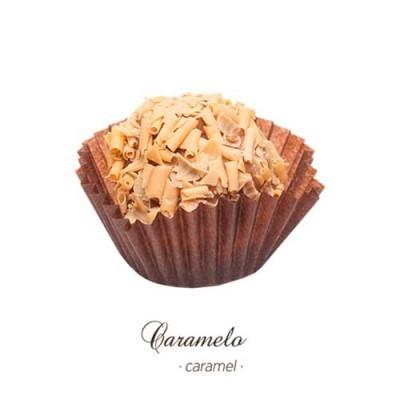Brigadeiro Gourmet - Caramelo - Maria Chocolate