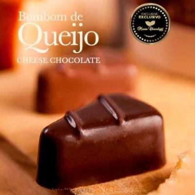 Lata Bombons de Queijo - Maria Chocolate