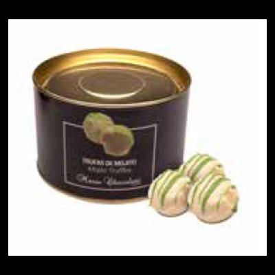 Trufas de Mojito - Maria Chocolate