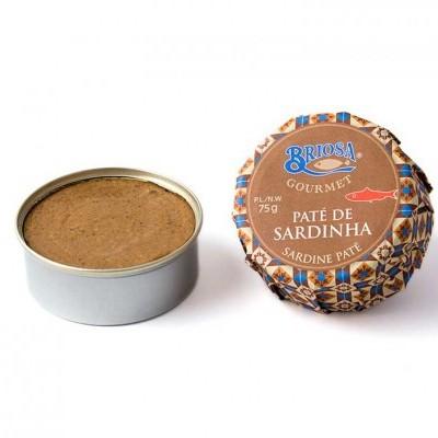 Paté de Sardinha - Briosa
