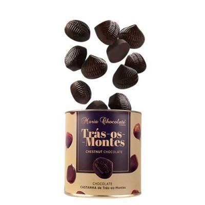 Sabores de Portugal - Castanha - Maria Chocolate