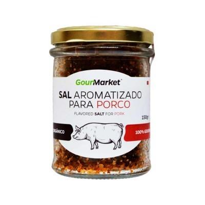 Sal Aromatizado para Porco