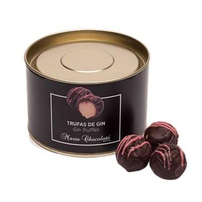Trufas de Gin - Maria Chocolate