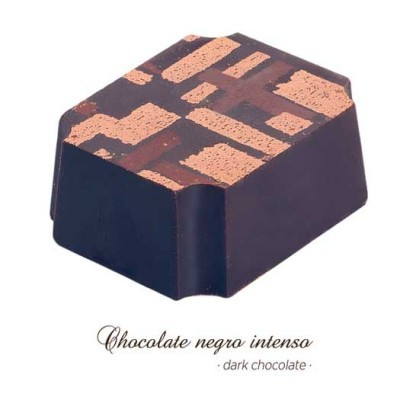 Bombons Gourmet - Chocolate Negro Intenso - Maria Chocolate