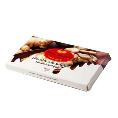 Mini Tabletes de Chocolate Sabores - Maria Chocolate