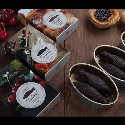 Pack Sardinhas Portuguesas - Maria Chocolate