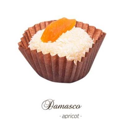 Brigadeiro Gourmet - Damasco - Maria Chocolate