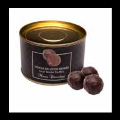 Trufas de Licor Beirão - Maria Chocolate