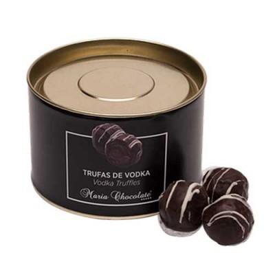 Trufas de Vodka - Maria Chocolate