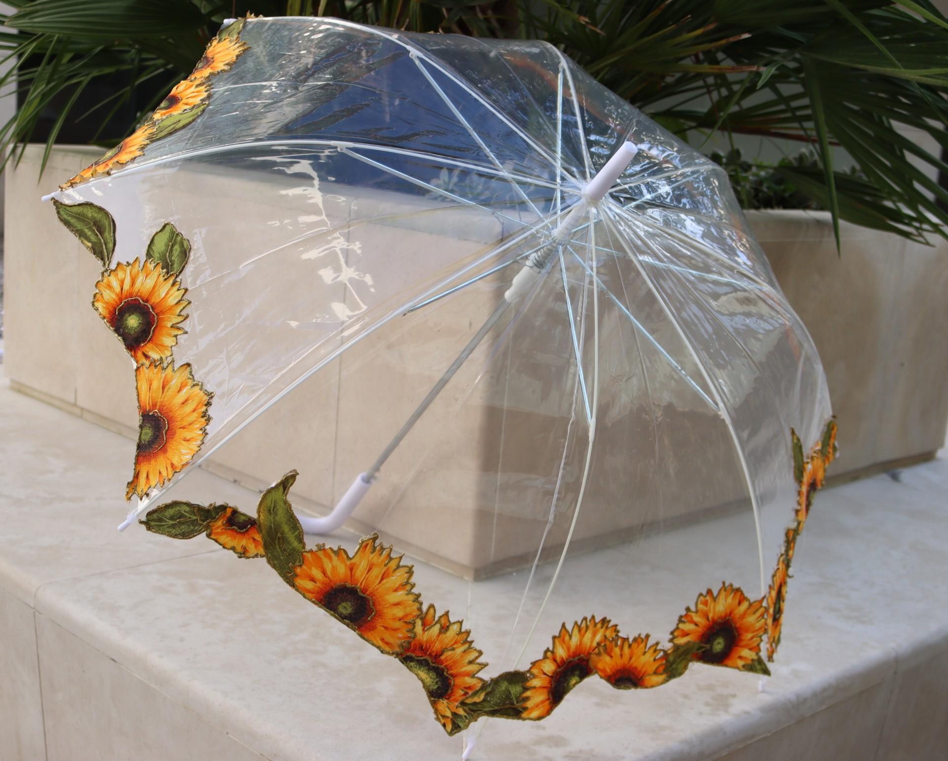 Guarda-chuva Girassóis