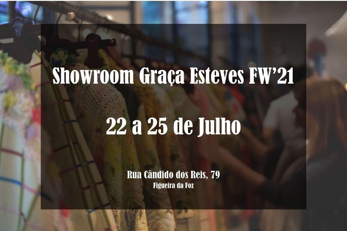 Showroom FW'21 Graça Esteves