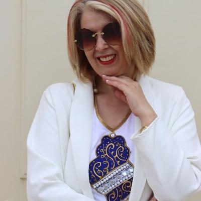 Sofi-shirt Safira & Diamante