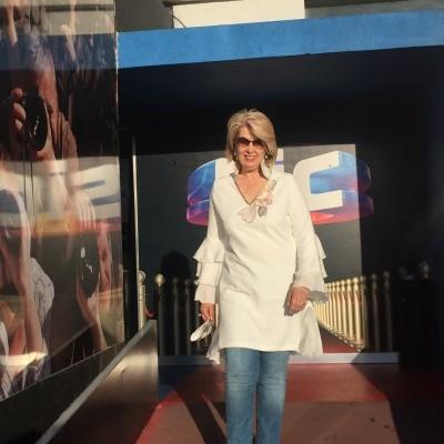 Túnica Magnólia glamour