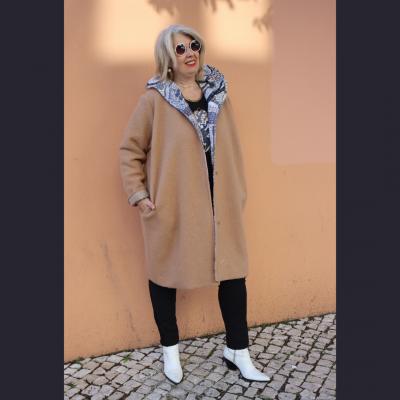 Casaco comprido Calçadas de Portugal