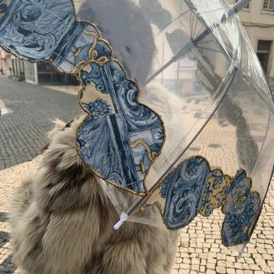 Chapéu de chuva Corações Viana