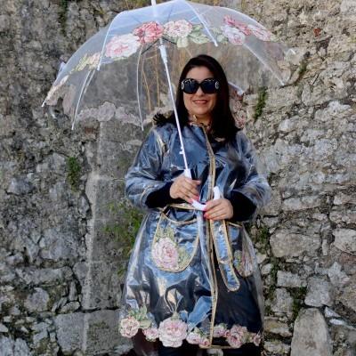 Capa de chuva Clássica