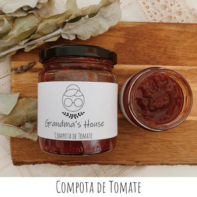 Compota de Tomate