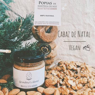 Cabaz de Natal | Vegan