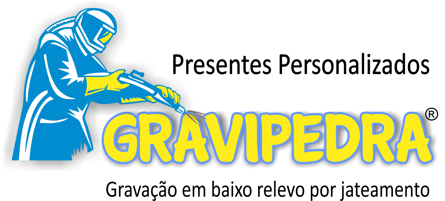 Gravipedra - Presentes Personalizados