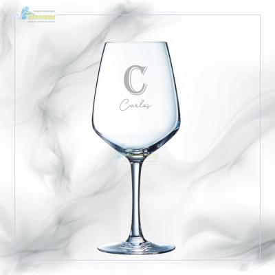 Copos em vidro personalizados - CVFG01A