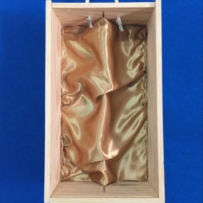 Caixas em madeira com tampa em acrílico - CXMA02