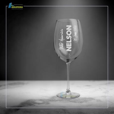 Copo em vidro personalizado - CFA52