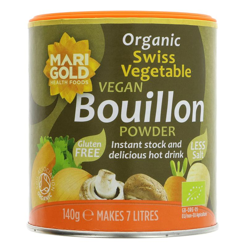 Caldo de Vegetais | Mari Gold