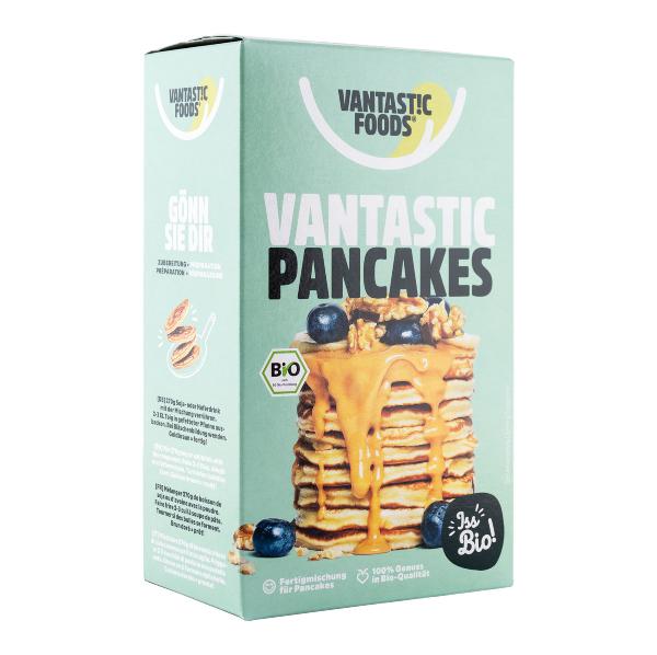 Mistura p/ Panquecas Bio