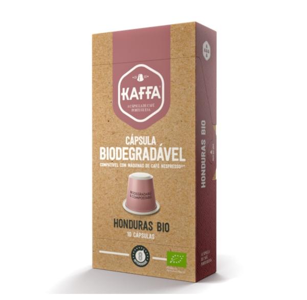 Cápsula de Café  Biodegradável Honduras Bio