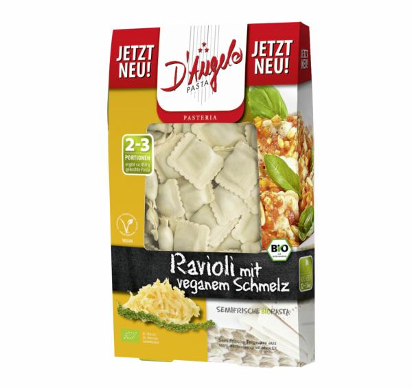 Ravioli c/ Substituto Vegetal de queijo
